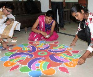 Dhanteras - Rangoli