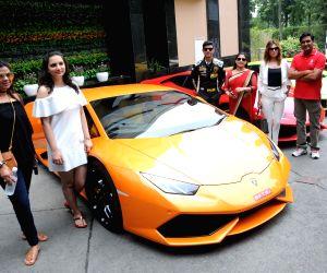 Women's Super Sports Car drive