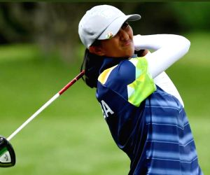 Work hard & have fun, and sometimes you get here: Aditi's message to aspiring golfers