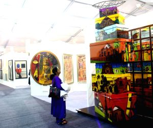 Reviving market, creativity pep up India Art Fair