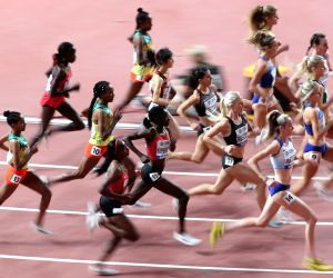 World Athletics C'ships moved ahead to avoid clash with Tokyo Games