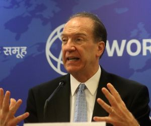 World Bank President's press conference