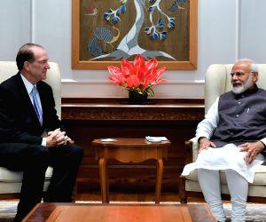 World Bank President meets PM Modi