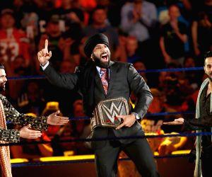 File Photo: WWE champion Jinder Mahal