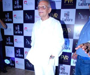 Premiere of film Kya Dilli Kya Lahore
