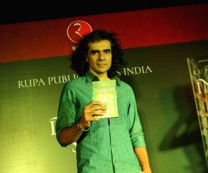 "Imtiaz Ali launch Rupa Bhullar's book - ""The Indigo Sun"