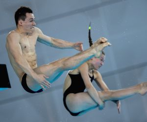 CHINA WUHAN DIVING FINA WORLD CUP