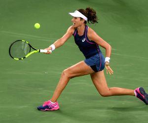 CHINA-WUHAN-TENNIS-WTA-WUHAN OPEN-SINGLES