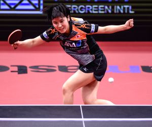 CHINA WUXI TABLE TENNIS ASIAN CHAMPIONSHIPS