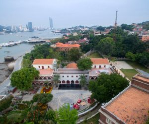 CHINA FUJIAN XIAMEN PALACE MUSEUM NEW BRANCH