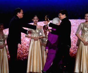 CHINA FUJIAN XIAMEN FILM 32ND GOLDEN ROOSTER AWARDS AWARDING CEREMONY