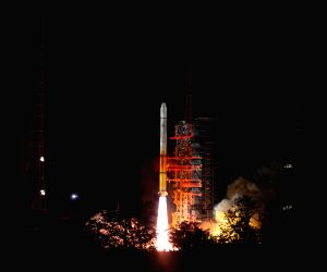CHINA XICHANG SATELLITE LAUNCH