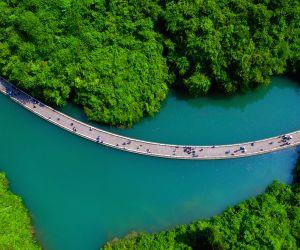 CHINA HUBEI ENSHI PLANK ROAD