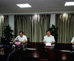 CHINA JIANGSU FENGXIAN EXPLOSION