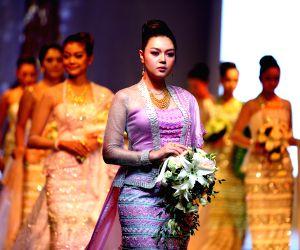 MYANMAR-YANGON-WEDDING AND LIFESTYLE FAIR