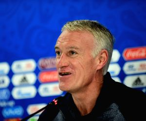 Coach Deschamps says France can get even better