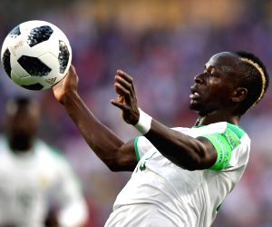 Senegal's Mane upset over draw against Japan