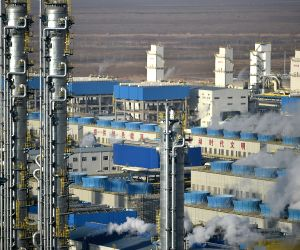 CHINA-NINGXIA-COAL-TO-LIQUID PROJECT-PRODUCTION