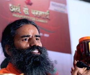 Ramdev's press conference