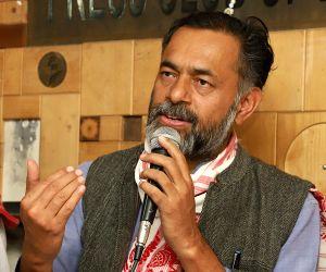 Delhi poll results a big relief: Yogendra Yadav