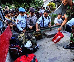 INDONESIA YOGYAKARTA MILITARY HELICOPTER CRASH