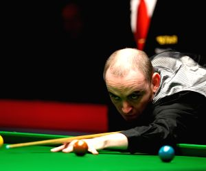 York (England): Snooker UK Championship 2014