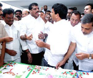 YS Rajashekar Reddy 66th birthday celebration