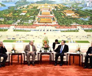 CHINA PAKISTAN MEETING