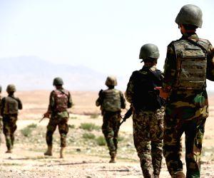 AFGHANISTAN-ZABUL-MILITARY OPERATION