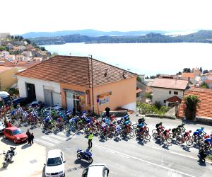 CROATIA ZADAR CYCLING TOUR OF CROATIA