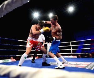 CROATIA-ZAGREB-BOXING-WSB8 WEEK 10-BRITISH LIONHEARTS VS CROATIAN KNIGHTS