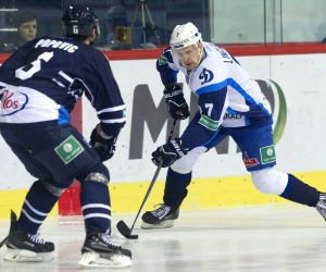 CROATIA ZAGREB HOCKEY KHL