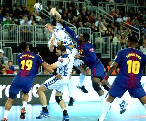 CROATIA-ZAGREB-HANDBALL-EHF CHAMPIONS LEAGUE-PPD ZAGREB VS FC BARCELONA