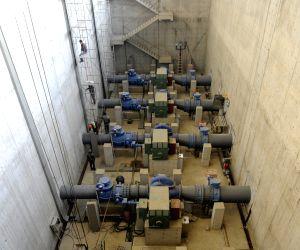 Zhengzhou (China): South-to-North Water Diversion project