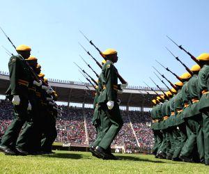 ZIMBABWE HARARE DEFENSE DAY CELEBRATION