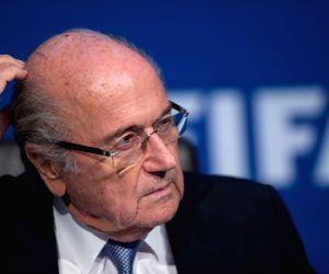 SWIZTERLAND ZURICH FIFA ELECTION NEW PRESIDENT