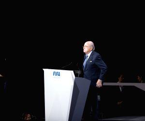 SWITZERLAND ZURICH FIFA BLATTER RESIGN