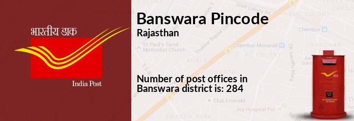 Banswara Pincode