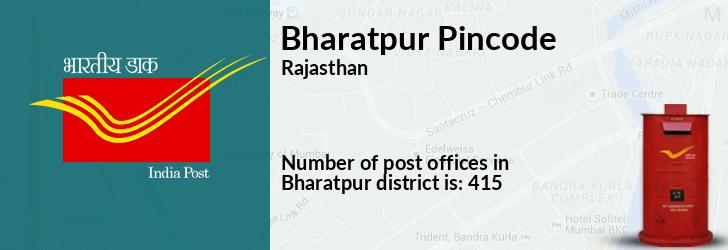 Bharatpur Pincode
