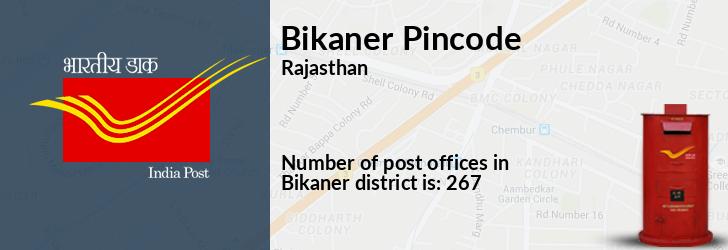 Bikaner Pincode