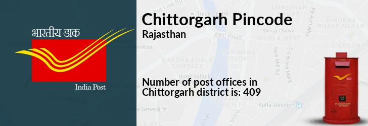 Chittorgarh Pincode
