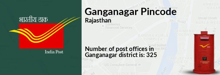 Ganganagar Pincode