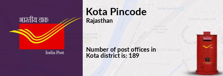 Kota Pincode