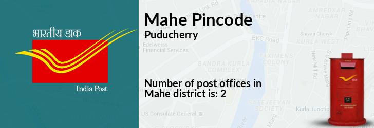 9ee994cb492 Mahe District Pin Code, Puducherry