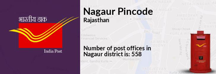 Nagaur Pincode