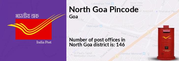 North Goa Pincode