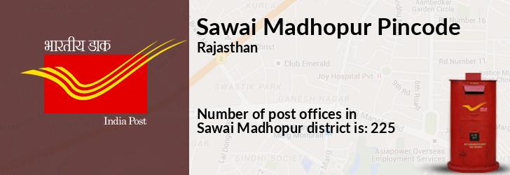 Sawai Madhopur Pincode