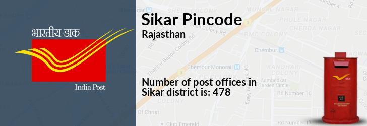 Sikar Pincode
