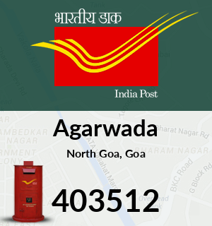 Agarwada Pincode - 403512