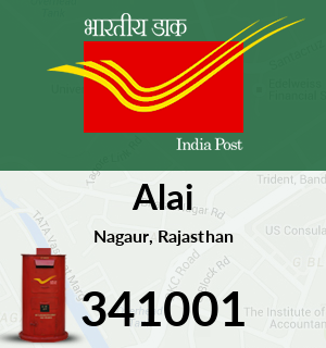 Alai Pincode - 341001
